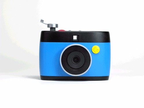 Literally crank out GIFs with a whimsical, hackable camera