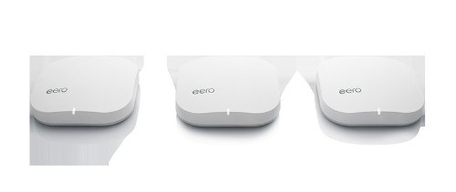 Eero is a little white box that aims to change Wi-Fi forever