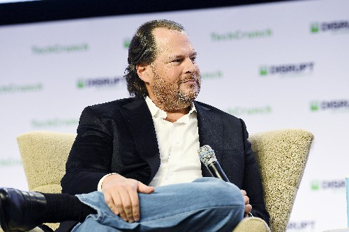 Salesforce CEO hates Section 230, but his lawyers sure don't