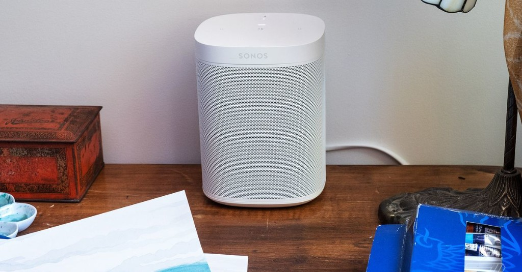 Sonos sues Google for allegedly stealing smart speaker tech