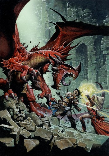 How many people are playing D&D compared to other tabletop RPGs?