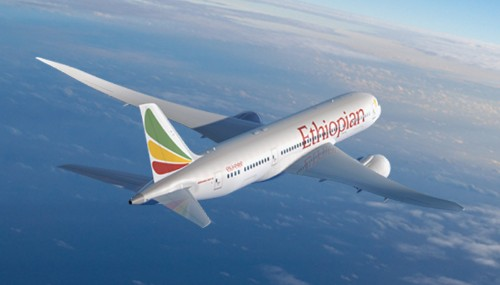 Boeing 787 returns to skies in Ethiopia with first commercial flight since January
