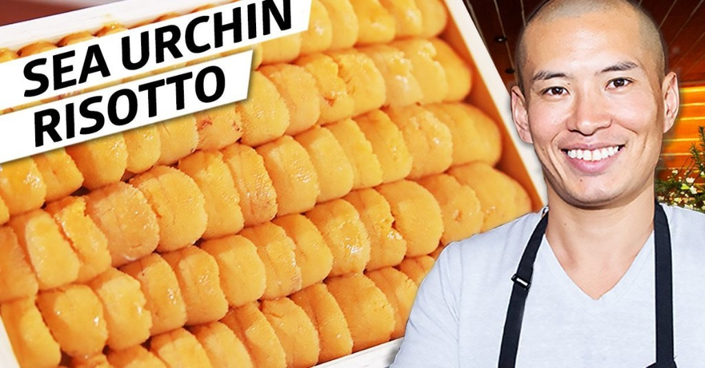 How Master Chef Yasu Tanaka Makes Sea Urchin Risotto