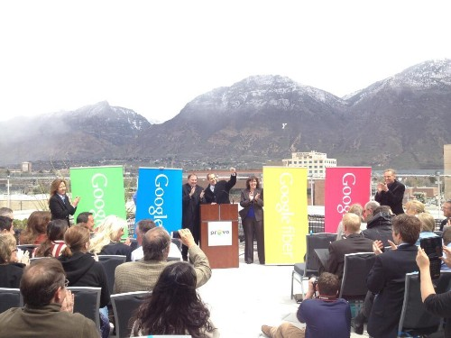 Google Fiber is coming to Provo, Utah by late 2013