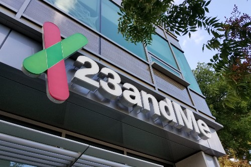 23andMe just laid off 100 employees