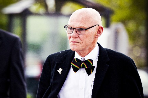"""We're losing our damn minds"": James Carville unloads on the Democratic Party"