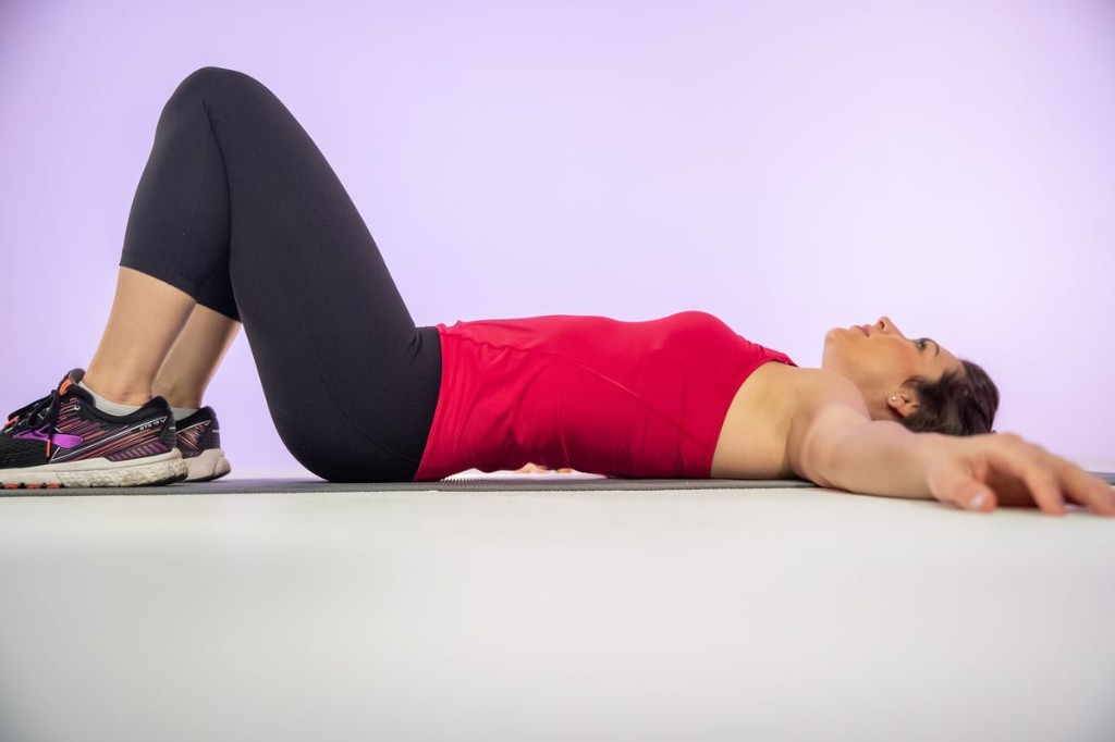 Pilates Moves - Cover