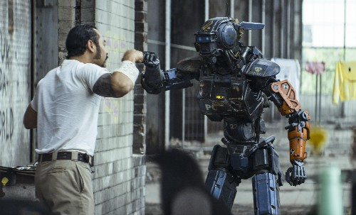 Chappie could have been the best robot-action-family-drama of the year