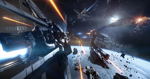 Ambitious sci-fi game Star Citizen hits $100 million in crowdfunding