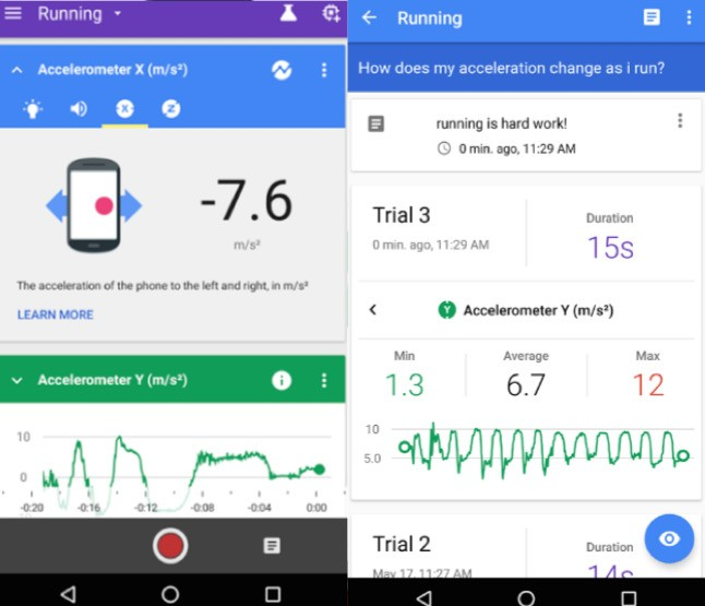 Google's new app lets users conduct scientific research on their phones