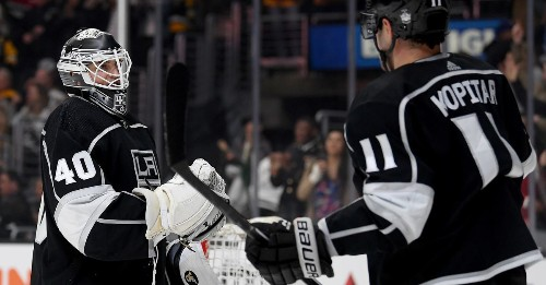 "Recap: No ""kidding"". Kings defeat Sid and the Penguins 2-1"