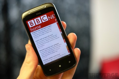 The BBC is rolling out a new font designed for mobile screens