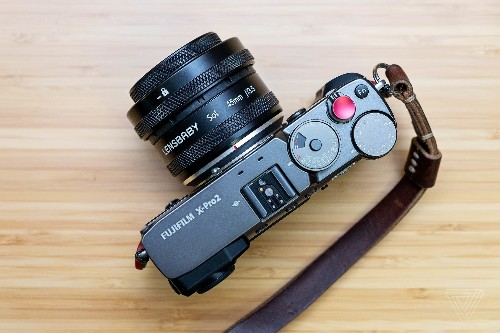 Lensbaby's new Sol lens makes quirky images