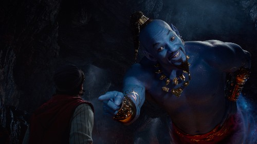 Disney's Aladdin remake feels weirdly unfinished