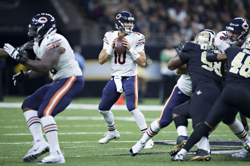 A Bridge to sell: Three keys for a Bears' win against the Saints