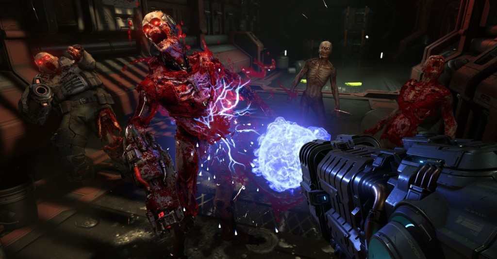 Xbox Game Pass adds Doom Eternal, Control, and 15 more games in December