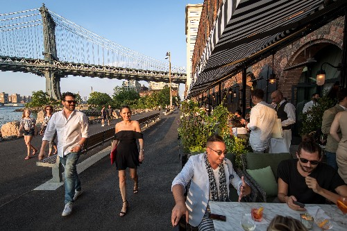Where to Eat and Drink in Dumbo