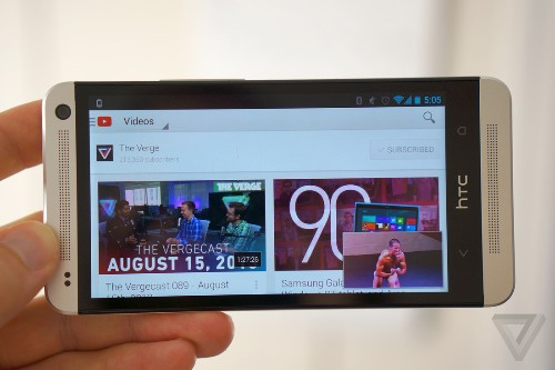 Google redesigns YouTube for Android and iOS with cards, multitasking, and more