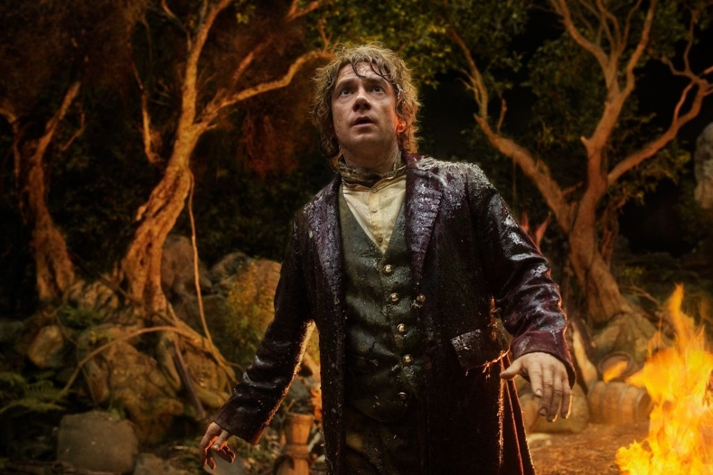 'The Hobbit: An Unexpected Journey' the most pirated film of 2013