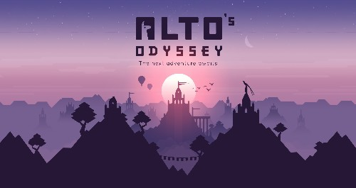 Alto's Odyssey, the follow-up to Alto's Adventure, is coming in 2017