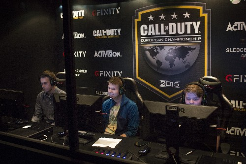 Activision hired a former ESPN CEO to head its new e-sports division