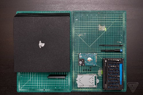 How to upgrade your PS4 Pro hard drive without losing games