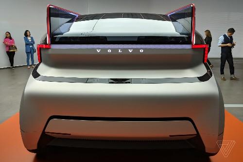 Volvo's 360c concept has softened my cynicism about autonomous cars