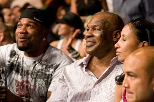 Midnight Mania! Mike Tyson reveals that Cody Garbrandt is his favorite UFC fighter