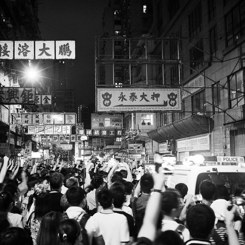 Instagram reportedly blocked in mainland China as protests in Hong Kong intensify