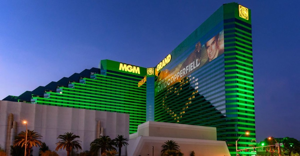 MGM Grand, Bellagio, and New York-New York Reopen on the Las Vegas Strip on June 4