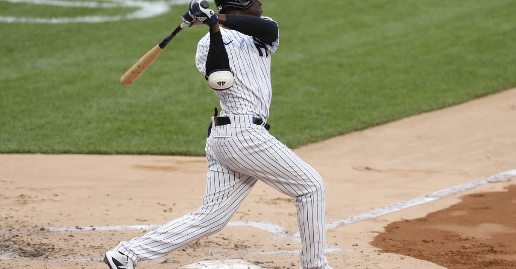 Yankees prospect Estevan Florial needs at-bats to refine his game