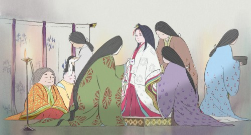 'The Tale of the Princess Kaguya' is the most gorgeous film you'll see all year