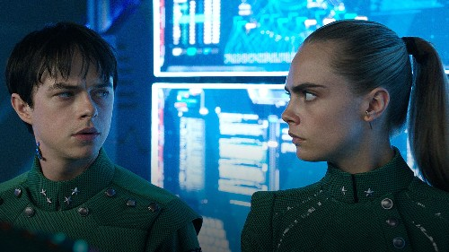 Valerian and the City of a Thousand Planets is a fan project, in the best and worst ways