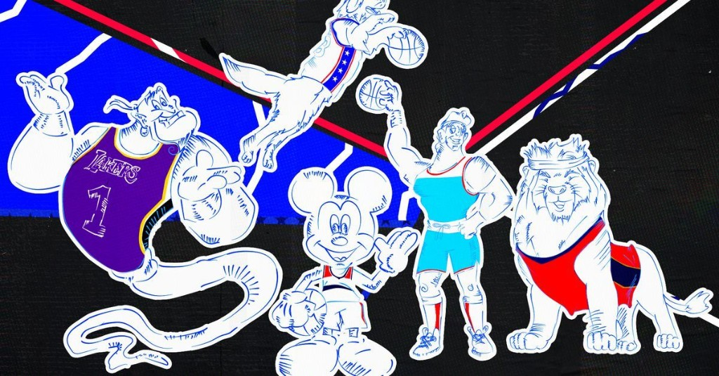 What if NBA teams got to add one Disney character to their roster?