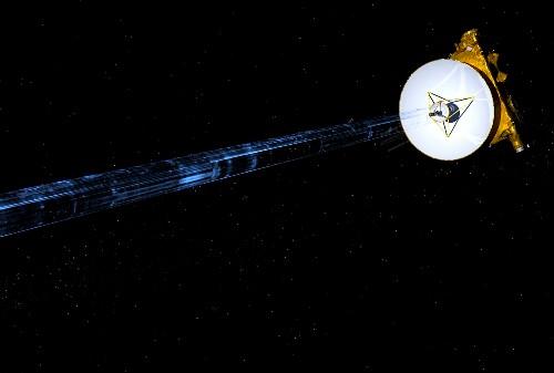 NASA's New Horizons spacecraft just sent back the last bit of its Pluto data