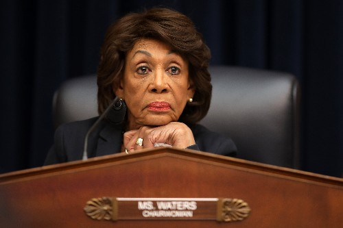 Steve Mnuchin tried to tell Maxine Waters how to run a congressional hearing. It did not go well.