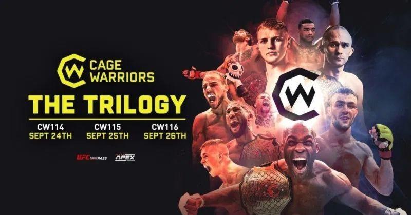 Cage Warriors 116: Mason vs Proctor preview