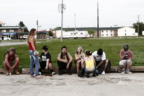 Director Andrea Arnold on the cross-country party that produced American Honey