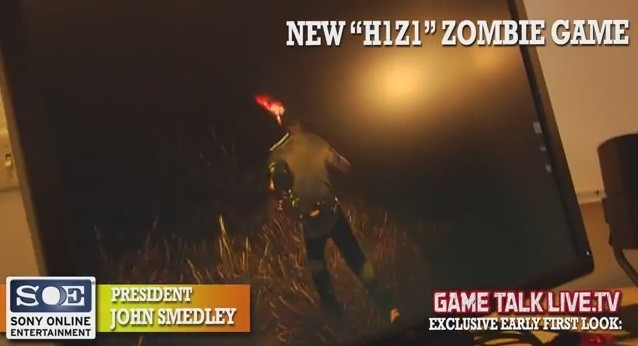 Sony is turning H1Z1 zombie hoax into a free massively multiplayer game