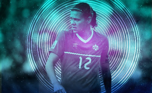 Christine Sinclair is the World Cup's quietest megastar