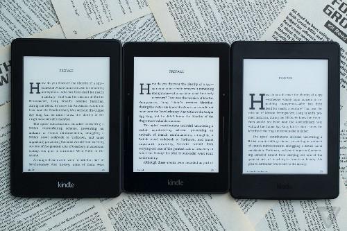 Amazon Kindle Paperwhite (2015) review
