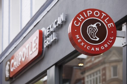 Chipotle becomes first US fast food chain to label all genetically modified ingredients