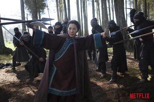 Netflix's first original movie will be a sequel to 'Crouching Tiger, Hidden Dragon'