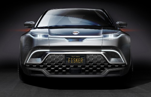 Henrik Fisker delays his luxury sports car and announces 'mass-market' electric SUV