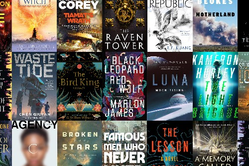 All the science fiction and fantasy books we're looking forward to in 2019