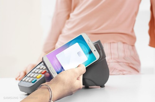 Samsung Pay is coming to China at the same time as Apple Pay
