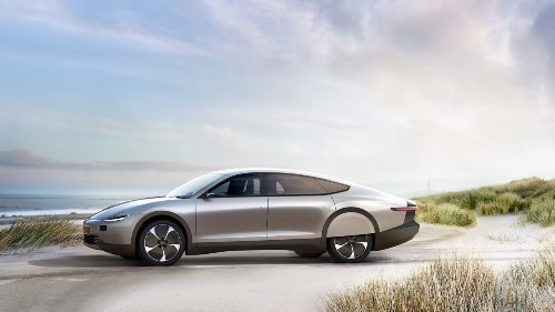 The Lightyear One is a prototype 'solar car' with 450 miles of range