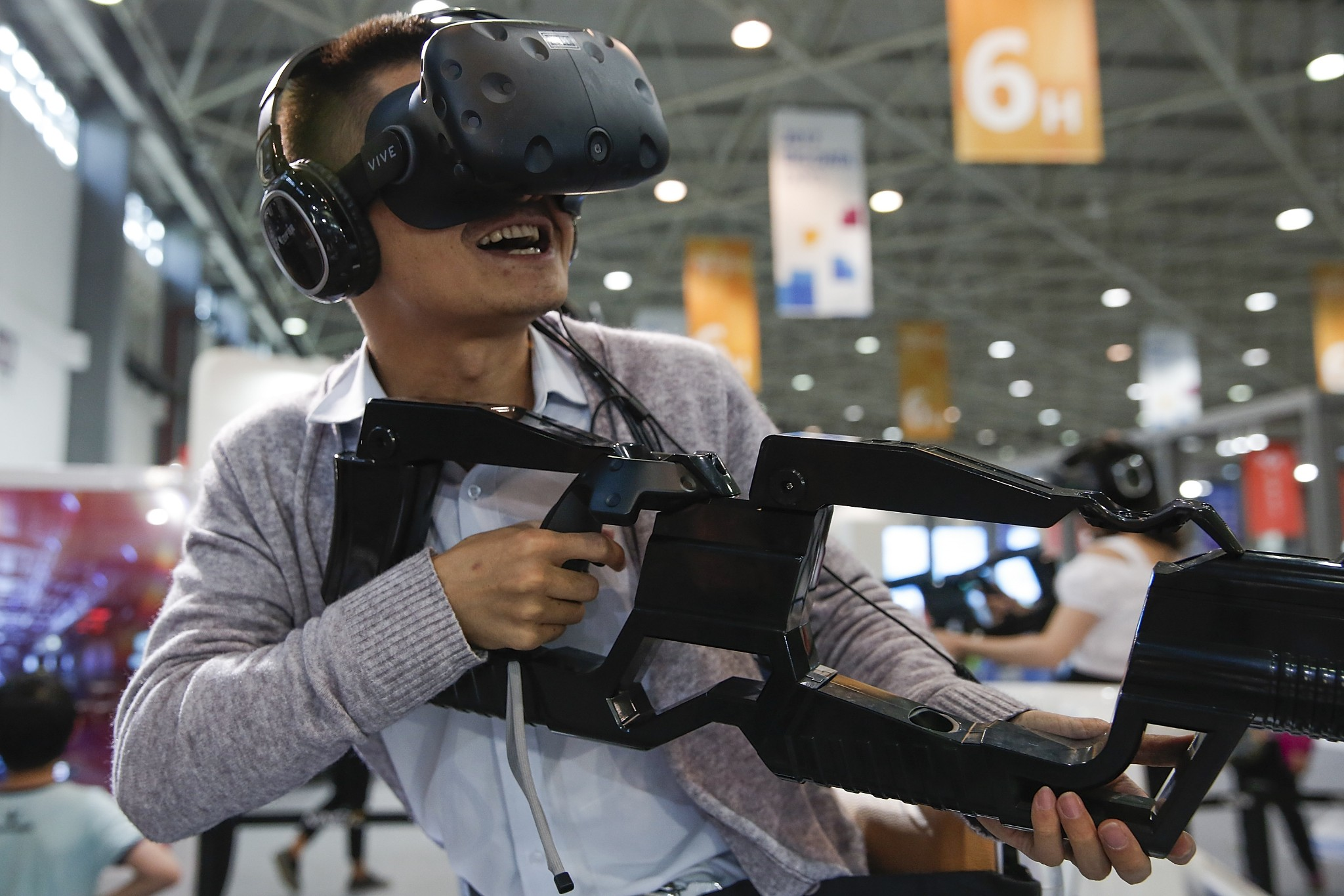 The state of virtual reality