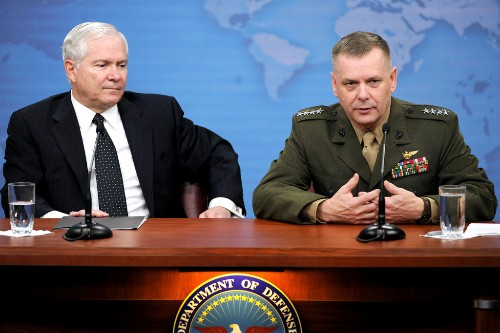 Former high-ranking US general reportedly being targeted in Stuxnet leak investigation