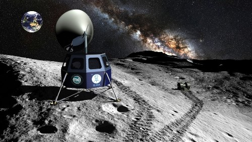 Private companies plan to put telescope on the Moon